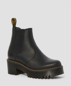 Dr. Martens Rometty Boots Black