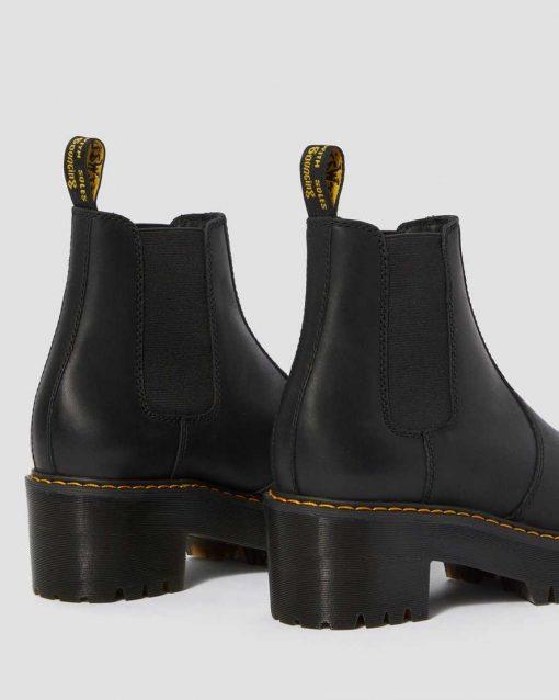 Dr. Martens Rometty Boots Black