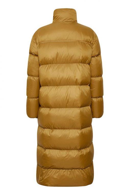 Part Two Edla Coat Bronze Brown