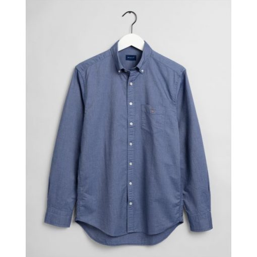 Gant Oxford Shirt Persian Blue