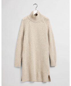 Gant Neps Knitted Dress Manila Melange