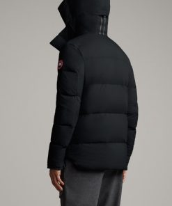 Canada Goose Armstrong Down Hoody Black