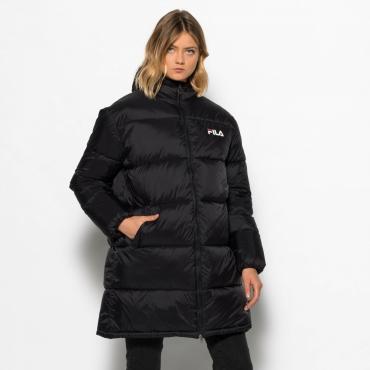 Fila Bronwen Puff Hood Jacket Black