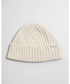 Gant Fisherman´s Beanie Cream