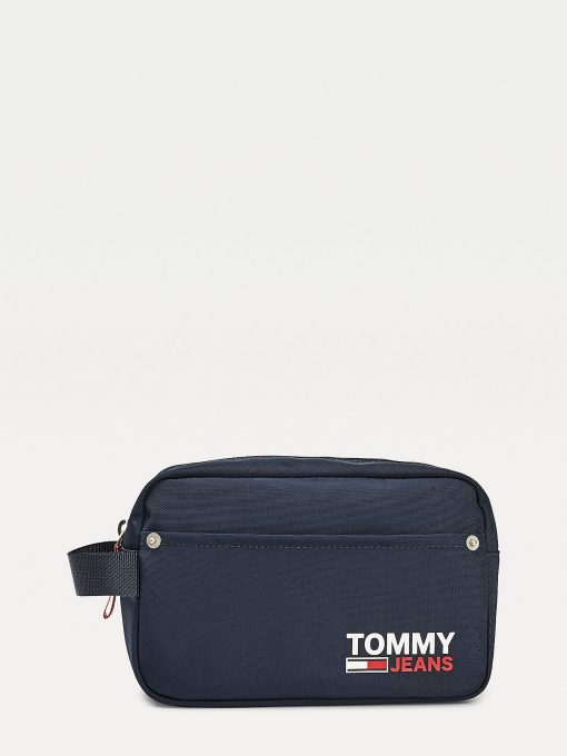 Tommy Jeans Recycled Washbag Twilight Navy