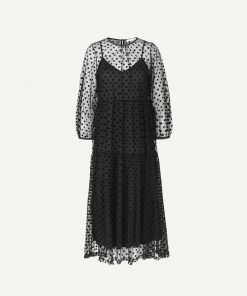 Samsoe & Samsoe Madie Dress Black