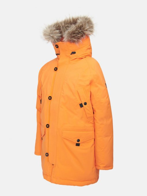 Peak Performance X.11 Navigate Parka Orange Altitude