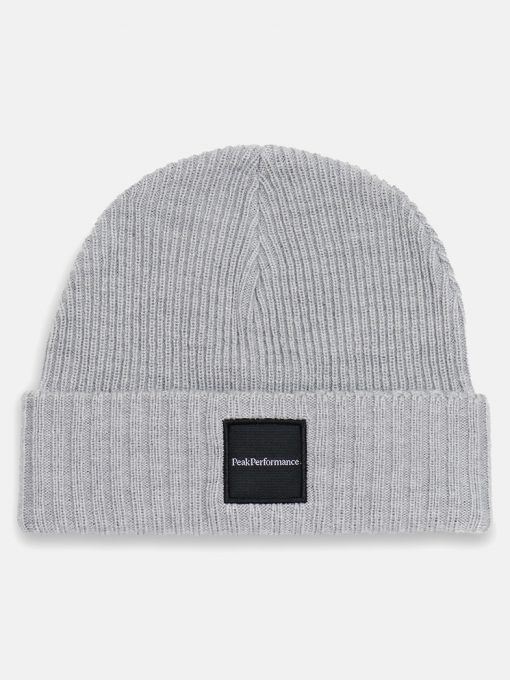Peak Performance Volcan Hat Medium Grey Melange