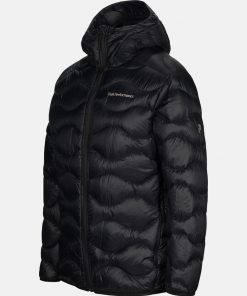 Peak Performance Helium Hood Jacket Men Black