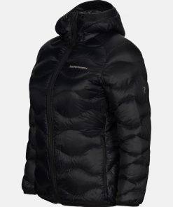 Peak Performance Helium Hood Jacket Women Black