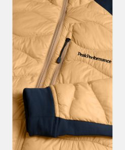 Peak Performance Helium Hybrid Jacket Beige No.2
