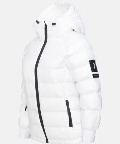 Peak Performance Tomic Puffer Jacket Women White