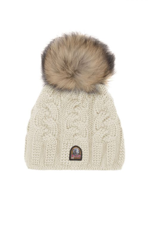 Parajumpers Cable Hat Milk