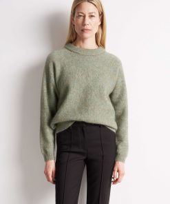 Tiger of Sweden Gwynn Pullover Pale Jade