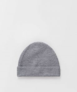 Tiger of Sweden Hedqvist Beanie Light Grey Melange
