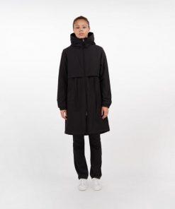 Makia Vuono Coat Black