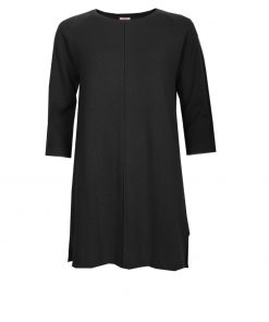 STI Meera Knit Tunic Black