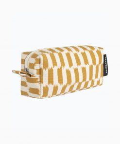 Marimekko Tiise Piekana Cosmetic Bag Ochre