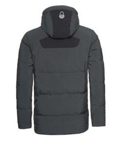 Sail Racing Patrol Down Jacket Grey Solid