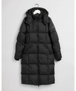 Gant Classic Down Coat Black