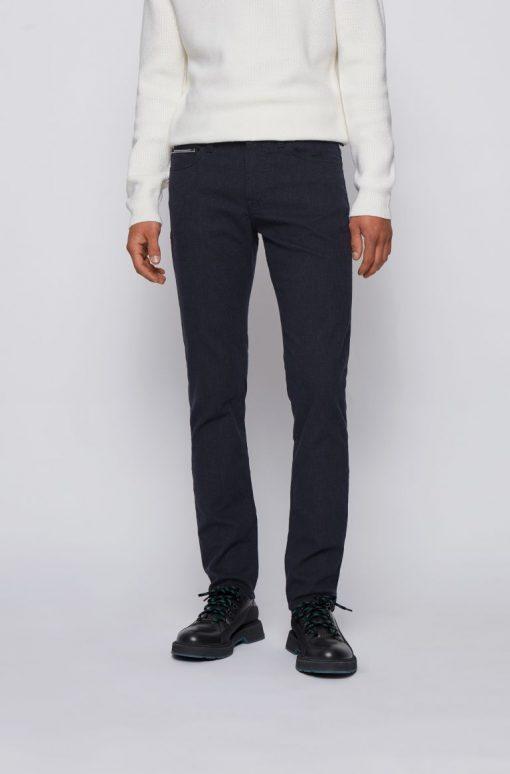 Hugo Boss Delaware 3+1 Jeans Dark Blue