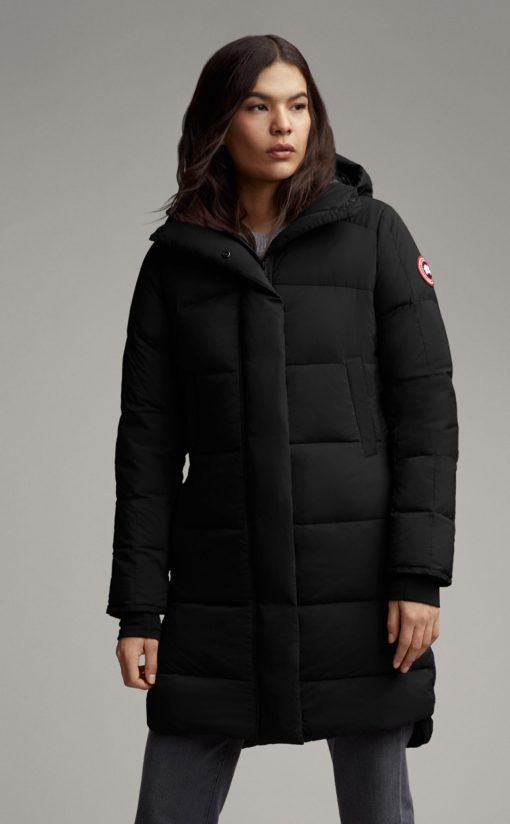 Canada Goose Alliston Coat Black