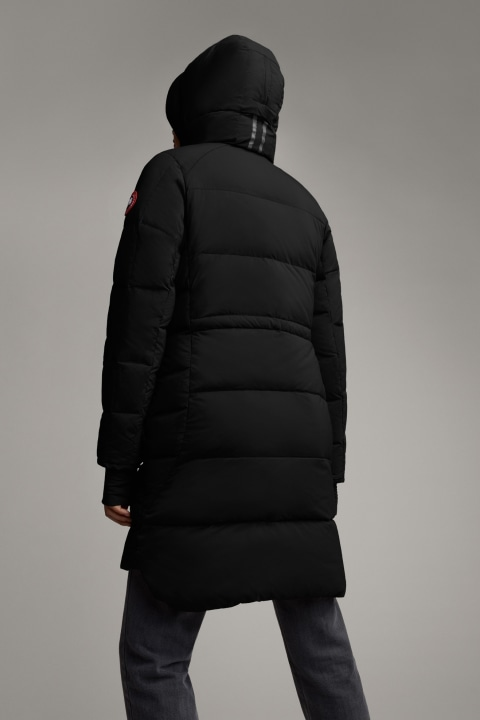 Canada Goose Alliston Coat Black