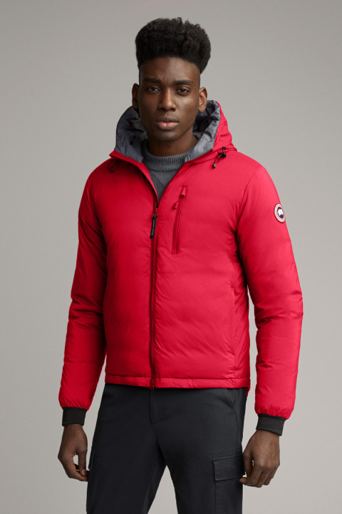 Canada Goose Lodge Hoody Red