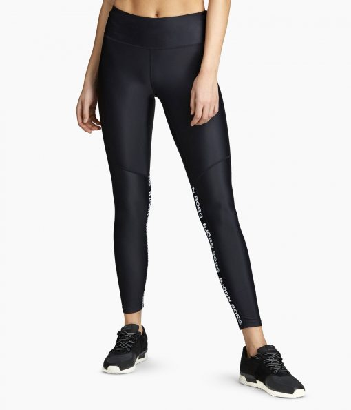 Björn Borg Clara High Waist Tights Black Beauty