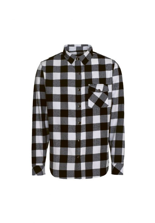 Billebeino Lumberjack Shirt Black/White