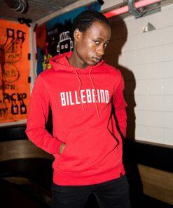 Billebeino Variety Hoodie Red