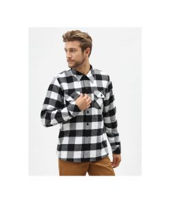 Dickies Sacramento Relaxed Long Sleeve Shirt Black