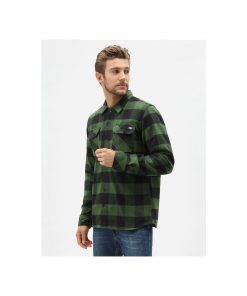 Dickies Sacramento Relaxed Long Sleeve shirt Green