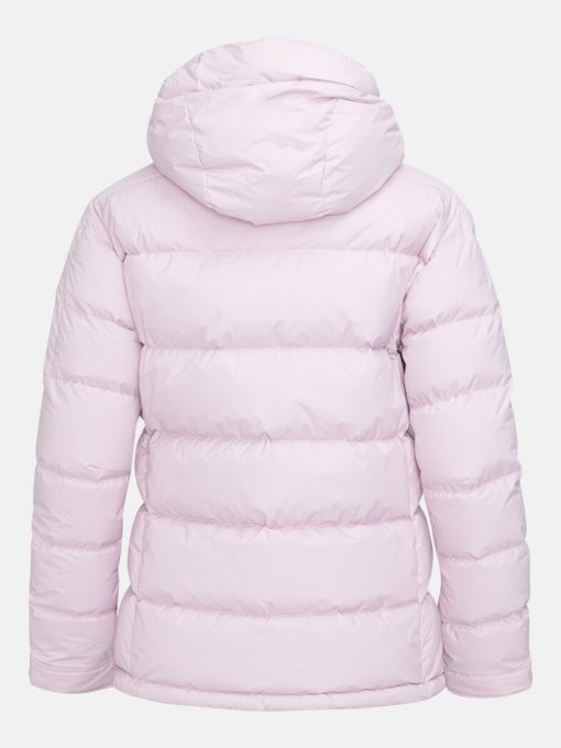 Peak Performance Frost Down Jacket Cold Blush
