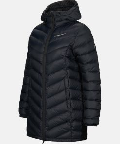 Peak Performance Frost Down Parka Women Black