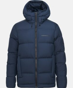 Peak Performance Rivel Jacket Men Blue Shadow
