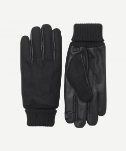 Samsoe & Samsoe Katihar Gloves Black