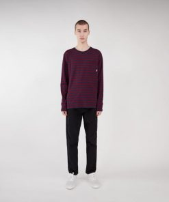 Makia Verkstad Long Sleeve Port-Navy