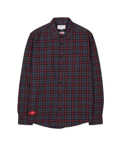 Makia x Rapala Lauri Shirt Dark Grey