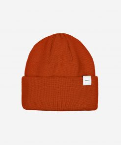 Makia Merino Thin Cap Terracotta