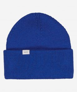 Makia Central Beanie Bright Blue