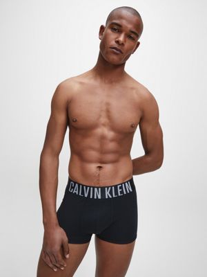 Calvin klein 2-pack Intense Power Trunks Black