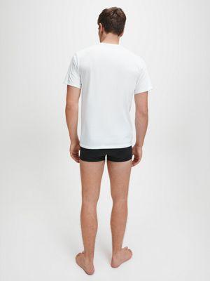 Calvin Klein Lounge Crew Neck T-shirt White