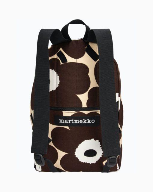 Marimekko Enni Pieni Unikko Backpack Beige