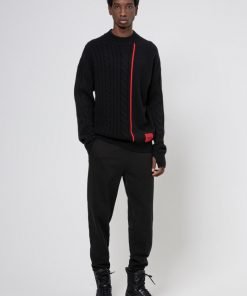 Hugo Boss Scablo Sweater Black