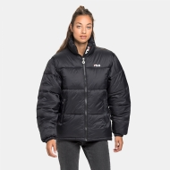 Fila Susi Puff Jacket Black