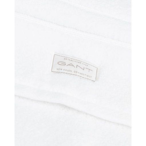 Gant Home Organic Premium Towel White 30 x 50 cm
