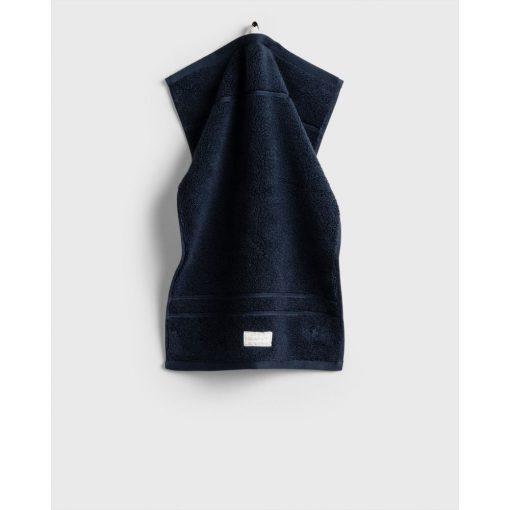 Gant Home Organic Premium Towel Sateen Blue 30 x 50 cm