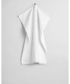 Gant Organic Cotton G-Towel White 50 x 70 cm