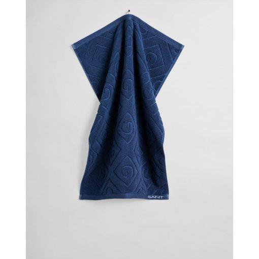 Gant Organic Cotton G-Towel Yankee Blue 50 x 70 cm